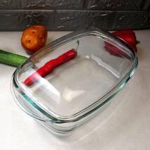 Прямокутна форма з кришкою для духовки Vittora 4,5 л