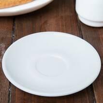 Блюдце белое 13 см Arcoroc Restaurant (22738)