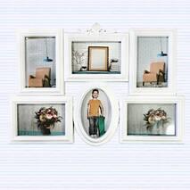 """Колаж на 6 фото, серія """"Іспанка"""", 34х44 см."""