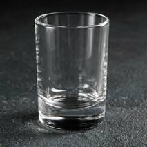 """Стопка стеклянная прозрачная ОСЗ """"Гладкая"""" 50 мл (2c1022)"""