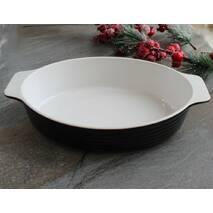Жароміцна форма для випічки з фарфору HLS 39х23, 8х7, 5 см (4808)