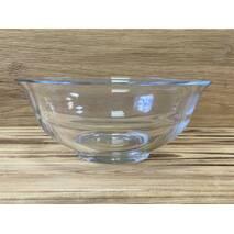 Скляний гладкий салатник 18 см Pasabahce Азія