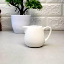 Молочник фарфоровий HLS Extra white 70 мл (W0263)