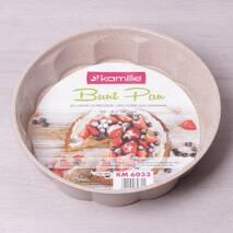 Форма для випічки мармурова Ø27.5*6 см з антипригарним покриттям Kamille