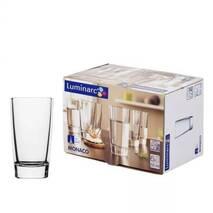 Набор высоких стеклянных стопок Luminarc Monako 50 мл 6 шт (H5125)