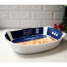 Прямокутне жароміцне блюдо Luminarc Smart Cuisine Carine 34x25 см (P4027)