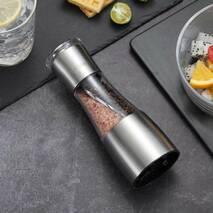 Подвійний млин для солі і спецій 2в1 Kamille