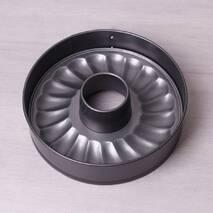 Роз'ємна форма металева Kamille Ø24*7см зі змінним дном для кексу