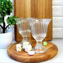 Креманка для мороженого стеклянная Pasabahce Айсвиль 220 мл (51008/sl)
