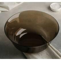 Супниця скляна димчаста Luminarc Амбьянте екліпс 240 мм (L5175)