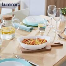 Овальна жароміцна форма для запікання Luminarc Diwali Carine 25*15 см (P0886)