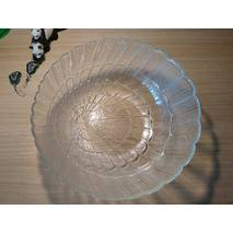 Набір невеликих скляних салатників Pasabahce Атлантис 120 мм 6 шт (10248)