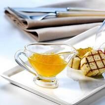 Соусник скляний з носиком для меду  Pasabahce Basic 60 мл (55002/sl)