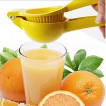 Прес для лимона Kamille ручний 22*7,4*5см. з алюмінію