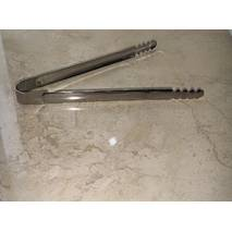 Щипці для льоду з нержавіючої сталі HLS Huge choice (BC - 5/16), барный інвентар