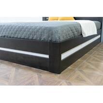 Двоспальне ліжко Лотос  з підйомним механізмом
