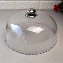 Пластикова кришка-купол для тортовницы Helios 21 см (W0185/1)