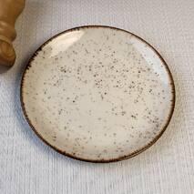 Тарелка круглая из фарфора Kutahya Porselen Atlantis 300 мм (CR3030)