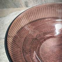 Салатник персональний 11.5 см з кольорового скла Luminarc Луиз Лилак (P3110)