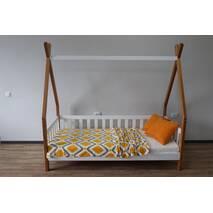 Дитяче ліжко Хатинка