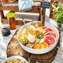 Кругла жароміцна форма для випічки Luminarc Diwali Carine 30 см (N2946)