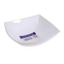 Салатник квадратний білий Luminarc Quadrato White 160 мм (C9853)