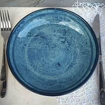Бирюзовая глубокая тарелка Kutahya Porselen Corendon 210 мм (NB3121)