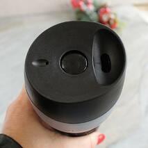 Термокружка Kamille 420 мл з нержавіючої сталі (кольори mix)