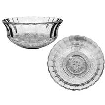 Салатниця скляна велика Pasabahce Конья 222 мм   (53318)