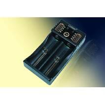 Зарядное устройство универсальное Colaier С20 (14500/16340/18650/26650) на 2АКБ