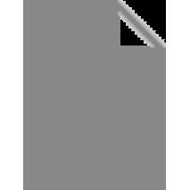 Мийка гранітна Julia 92х49х19 біла з чорним