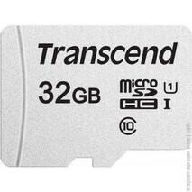 Карта памяти Transcend microSDHC 32GB Class 10 UHS-I U1 300S