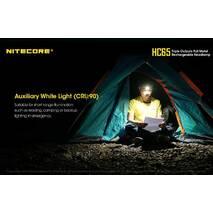 Фонарь налобный Nitecore HC65 1000LM (ультро яркий)
