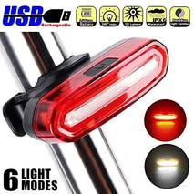 Задній ліхтар для велосипеда usb