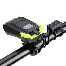 Велосипедный фонарь ZACRO 800LM IPX6/4000mAh/USB/Пульт/Клаксон