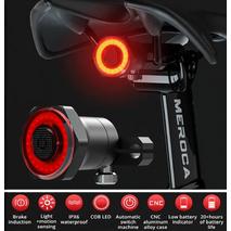 Розумний велосипедний ліхтар MEROCA  Вело фара