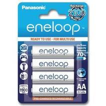 Аккумулятор Panasonic Eneloop BK-3MCCE/4BE, AA/(HR6), 1900 mAh, LSD Ni-MH, блистер 4шт