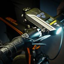 Потужний велосипедний ліхтар NITECORE BR35 велофара, що Перезаряджається