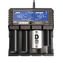 Універсальне зарядне облаштування XTAR VP4 Plus Dragon Ni - Cd/Ni - Mh/Li - Ion/11.1V/3S USB/220v