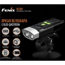 Потужний велосипедний ліхтар FENIX BC30R USB Фара 1800lm