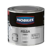 Емаль для автодисків NOBILES FELGA  напівглянцева 1,0л.