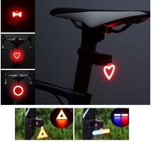 USB Вело Фонарь Стоп Мигалка для велосипеда 1818
