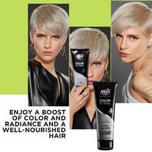 Тонирующий шампунь для волос Пепельный блонд Natural Formula Toning Shampoo Sheer Silver 250 мл.