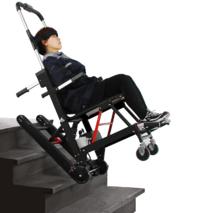 Лестничный подъемник для инвалидов MIRID ST00ЗА (со встроенным креслом)