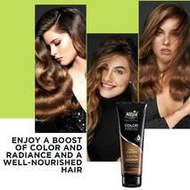 Тонуючий шампунь для волосся Золотистый шатен Natural Formula Toning Shampoo Golden Brown 250 мл.