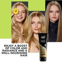 Тонуючий шампунь для волосся Яскравий блонд  Natural Formula Toning Shampoo Bright Blond 250 мл.