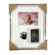 Рамка для чернильных отпечатков + фото белая (Универсальная) 15х21 см