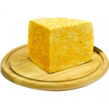 """Натуральний козячий сир  """"Мармуровий""""  (молодий)"""