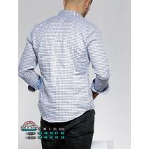 Рубашка длинный рукав утепленная S, M, L