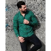 Рубашка длинный рукав утепленная M, L, XL, XXL